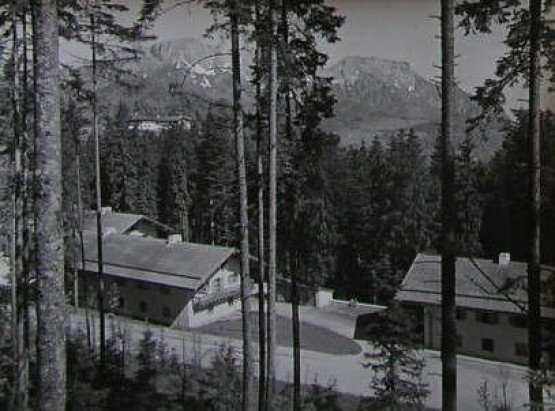 Houses for SS officers 1940