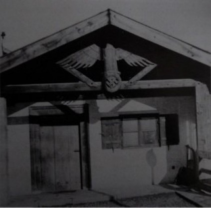 Tor Haus Schiesstattbrucke 1937 2