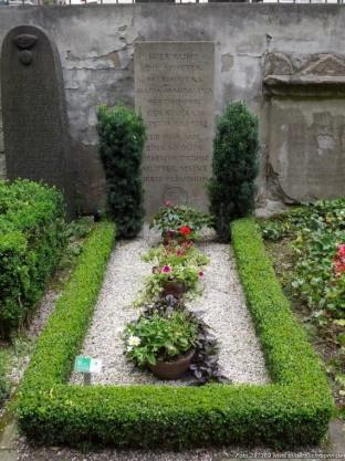 Grab von Beethovens Mutter