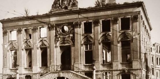Altes Rathaus 1944