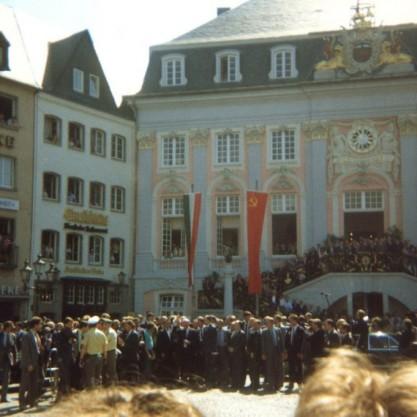 Altes Rathaus 1989