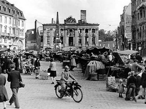 Marktplatz 1948