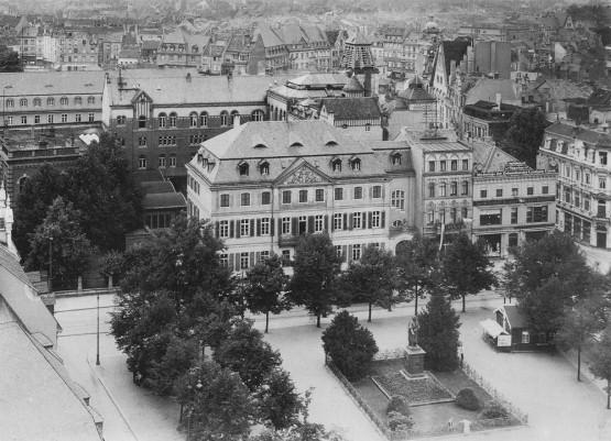 Munstertplatz 1928