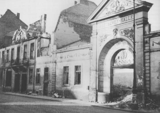Beethovenhalle 1870