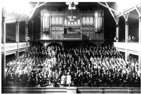 Beethovenhalle 1927