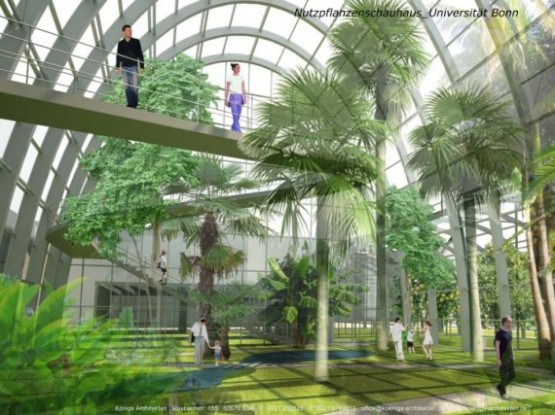 Botanische Garten Der Universitat Bonn 11