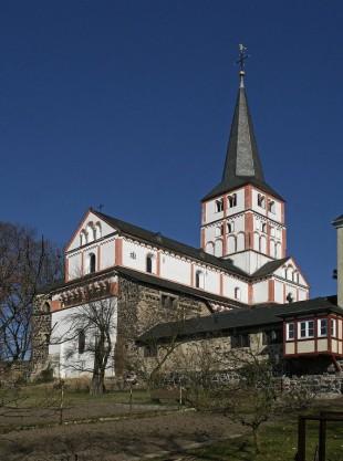 Doppelkirche Schwarzrheindorf 11