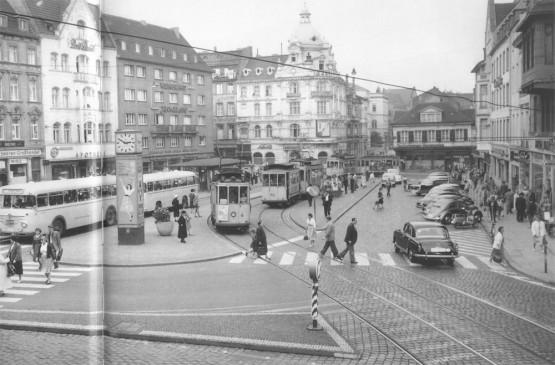Friedensplatz 1959