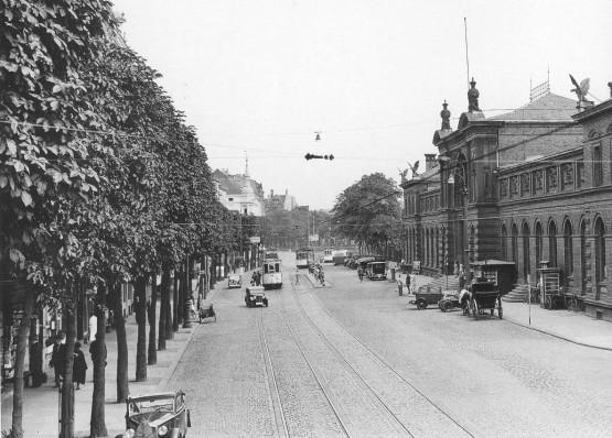 bahnhof 1934