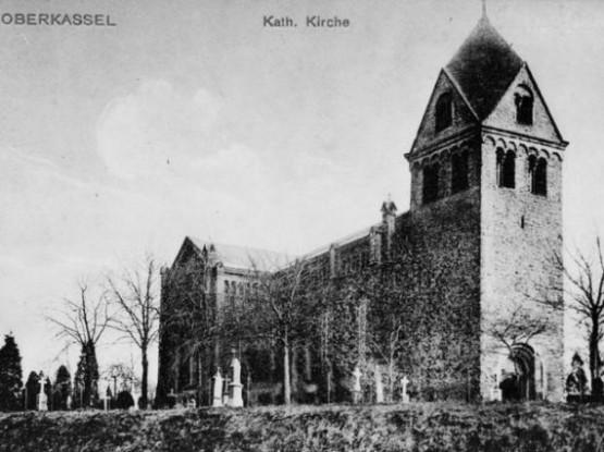 Kirche Sankt Cacilia 1865