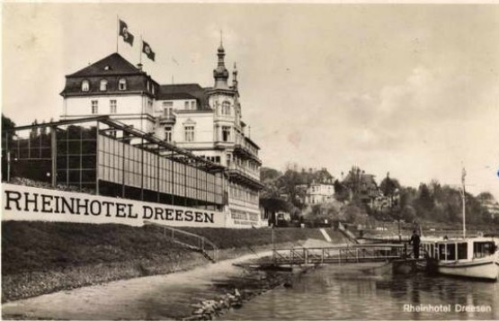 Rheinhotel Dreesen 1938 2