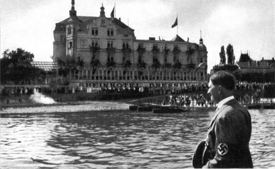 Rheinhotel Dreesen 1938 3