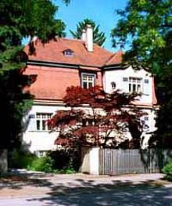 Kunstlerhaus August Pfaltz