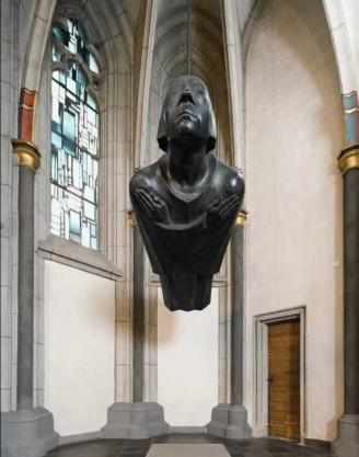Antoniterkirche Der Schwebende