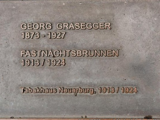 Fastnachtsbrunnen 4