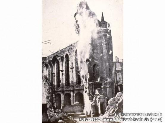 St. Maria Himmelfahrt 1945