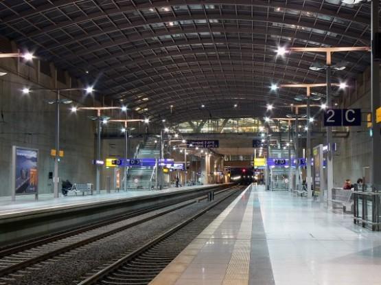 Koln-Bonn-Airport - S-bahn Station 2