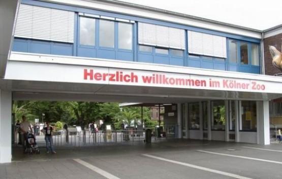 Zoologische Garten Koln Entrance