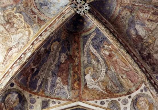 St. Maria in Lyskirchen Frescoes XIII