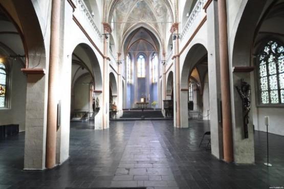 St. Maria in Lyskirchen Interior