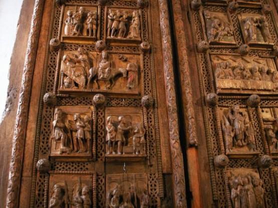 St. Maria im Kapitol Doors