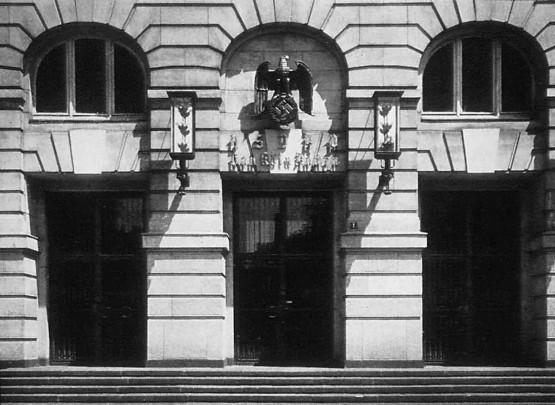 Gauleitung der NSDAP