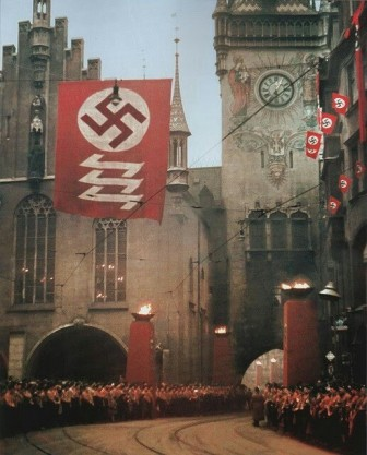 Altes Rathaus - Kristallnacht - 9.11.1938