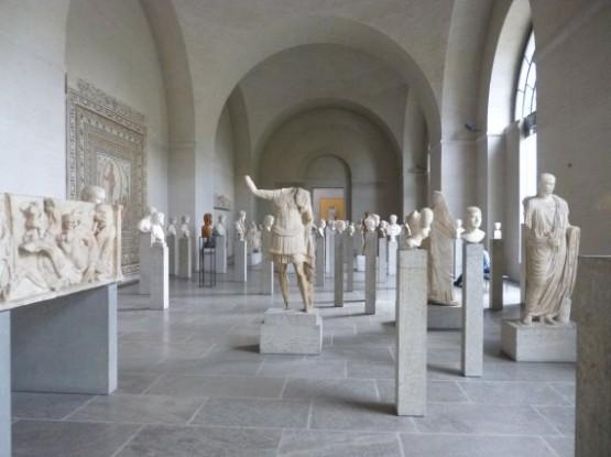 Munchener Glyptothek -  Exposition (8)