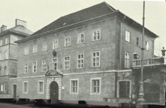 Haus Der Deutschen Arzte 1935