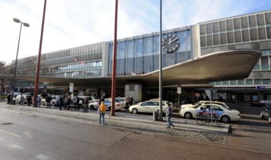 Munchen Hauptbahnhof - Arnulfstrasse