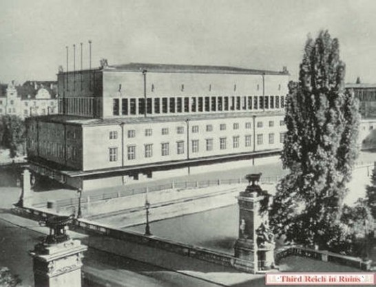 Kongress-Saal 1936