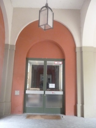 Hofgartenarkaden Deutsches Theatermuseum Entrance 3