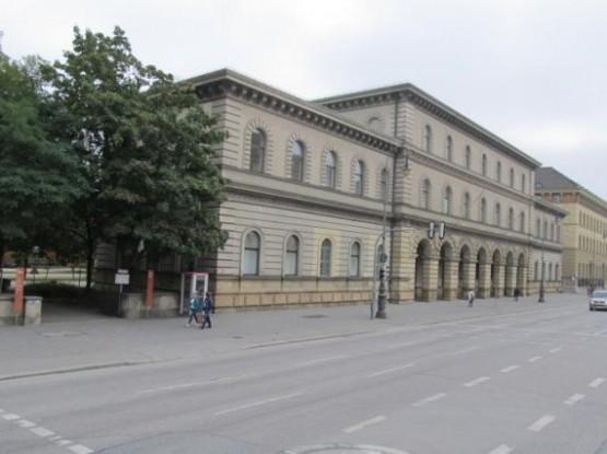 Bayerisches Hauptstaatsarchiv - Ludwigstrasse