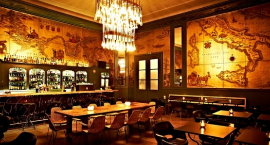 Haus Der Kunst - Golden Bar