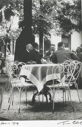 Cafe Heck 1929