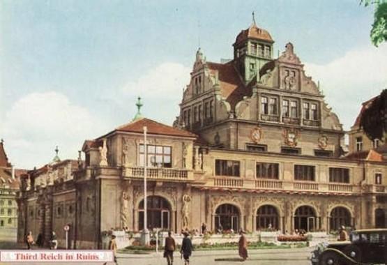 Muenchner Kunstlerhaus 1940