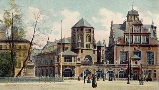 Synagoge - Muenchner Kunstlerhaus