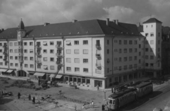 Kurfurstenplatz 5 - 1940