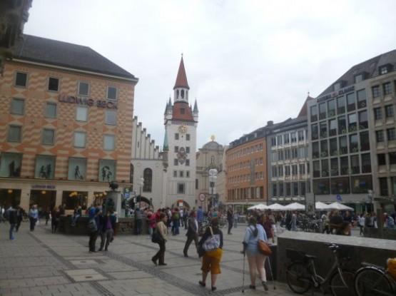 Marienplatz 2016