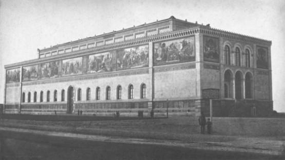 Neue Pinakothek 1853
