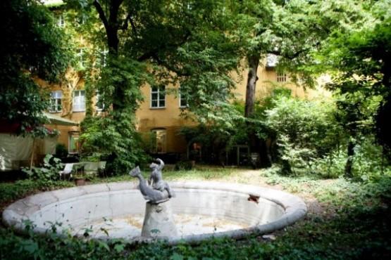 Brunnen von Roman Anton Boos
