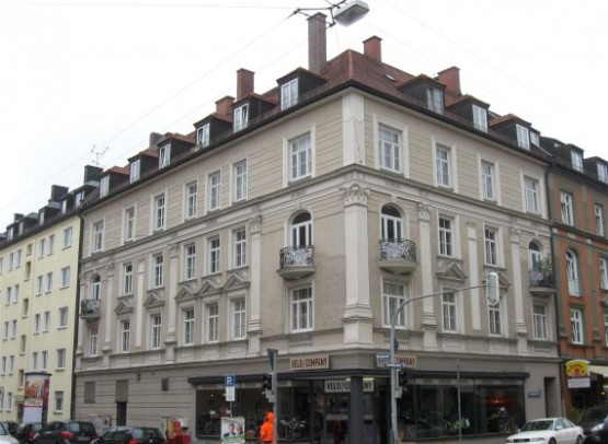 Schleissheimerstrasse 106
