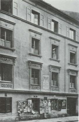 Schleissheimerstrasse 34 1940