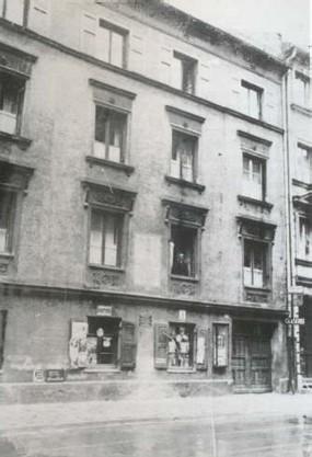 Schleissheimerstrasse 34 1945