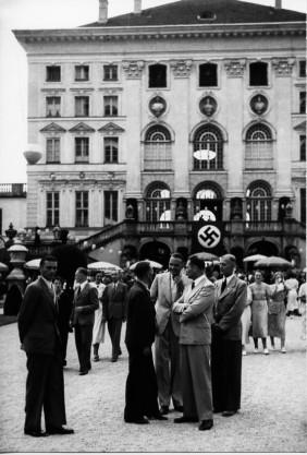 Schloss Nymphenburg - 1937 - foto by Hoffmann