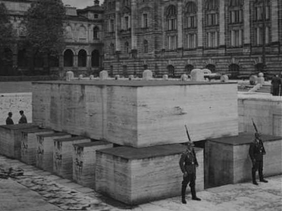 Kriegerdenkmal 1937