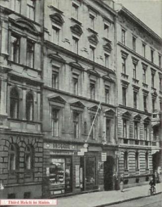 Thierschstrasse 41 1920