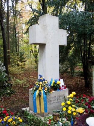 Waldfriedhof - Bandera