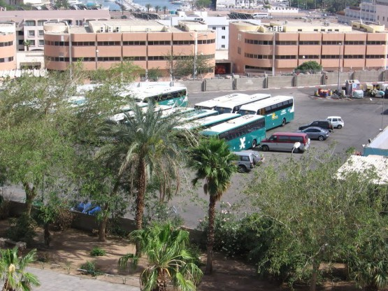 Central Bus Station - Eilat