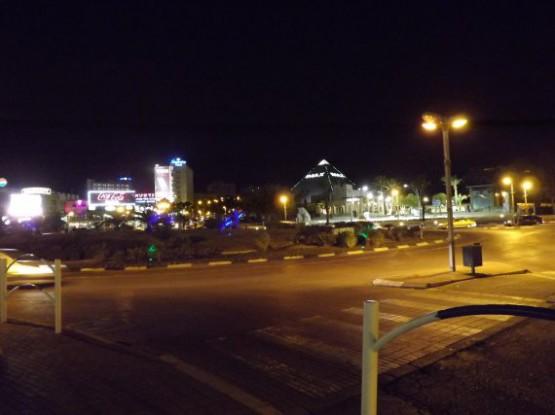 eilat - night view